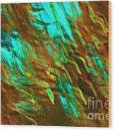 Fly Aways II Wood Print