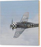 Focke Wulf Nostalgia Wood Print