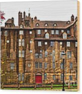 Fonthill Castle - Experimental Wood Print