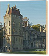Fonthill Castle In September - Doylestown Wood Print