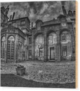 Fonthill Castle  Wood Print by Susan Candelario