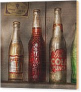 Food - Beverage - Favorite Soda Wood Print