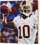 Football - Rg3 - Robert Griffin IIi Wood Print