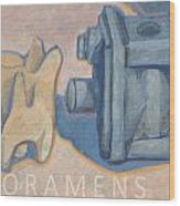 Foramens Wood Print