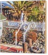Forbes Island Wood Print