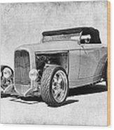 Ford 32 Roadster Wood Print