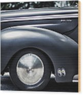 Ford Deluxe Wood Print