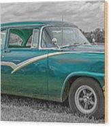 Ford Fairlane  7d05219 Wood Print