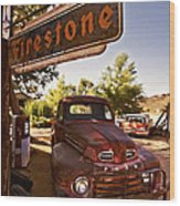 Ford Fever Wood Print