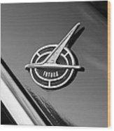 Ford Futura Wood Print