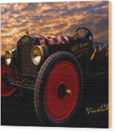 Ford Hot Rodney Special Wood Print