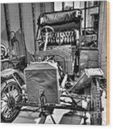 Ford Parts Wood Print
