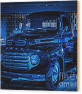 Ford Pickup Wood Print