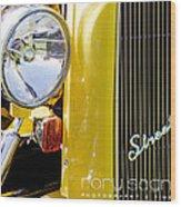 Ford Roadster - 1932 Wood Print