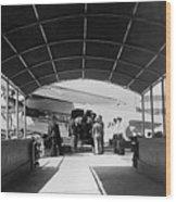 Ford Trimotor To Havana Wood Print