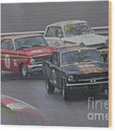 Ford Trio Wood Print
