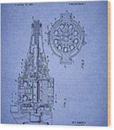 Ford Vehicle Transmission Patent 1959 Wood Print