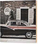 Ford Ventura 2 Wood Print