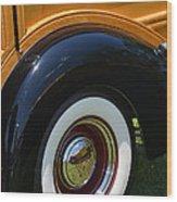 Ford Wagon Wood Print