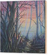 Forest Dreams Wood Print
