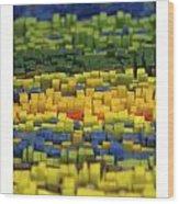 Forest Floor Wood Print