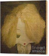 Forgotten Doll Wood Print