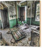 Forgotten Dreams - Interior Wood Print
