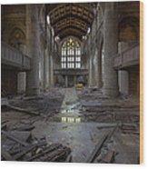 Forgotten Sermons Wood Print