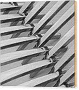 Forks I Wood Print