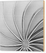 Forks IIi Wood Print by Natalie Kinnear