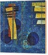 Formes - 0101rgnlbl Wood Print