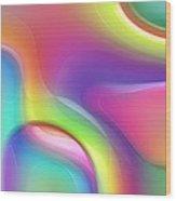 Formes Lascive - 5464 Wood Print