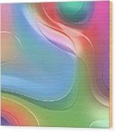 Formes Lascive - 5469 Wood Print