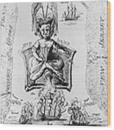 Fort Mifflin, 1777 Wood Print