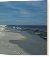 Fort Pickens Wood Print