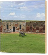 Fort Pike - #6 Wood Print