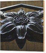 Forum Floral Wood Print