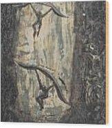 Fossils Of A Seemingly Productive Civilization Wood Print