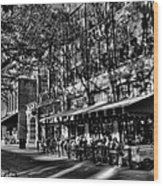 Four Market Square In Knoxville Wood Print