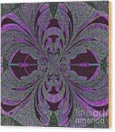 Fracmandoxocco Wood Print