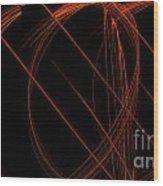 Fractal 31 Meh Wood Print