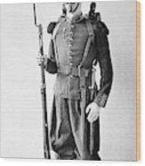France Grenadier, 1860 Wood Print