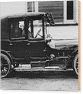France Motorcar, C1910 Wood Print