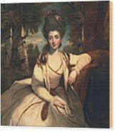 Frances Molesworth, Later Marchioness Wood Print