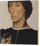 Francesco D Este Wood Print