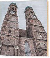Frauenkirche Wood Print