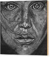 Freckles Wood Print
