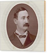 Frederick Gustavus Burnaby  Soldier Wood Print