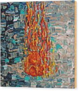 Free Tibet Wood Print
