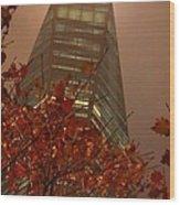 Freedom Tower Nyc Wood Print